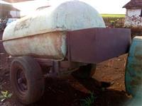 Carreta Tanque Aguá 2000 mil litros