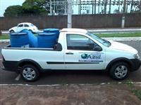 empresa de reciclagem de óleo vegetal