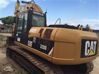 Escavadeira Hidráulica CAT 320 DL