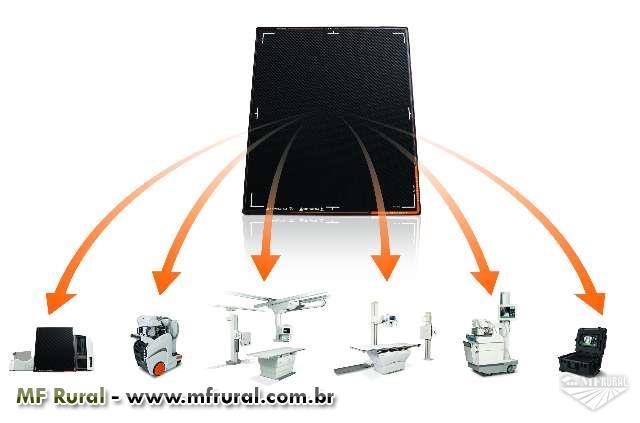 Equipamento para digitalização de raio-x e mamografia TIPO CR KODAK CARESTREAM