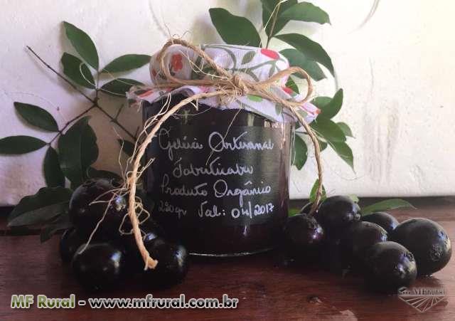 Doces e Geleias organicas artesanais