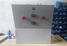 Painéis elétricos em aço