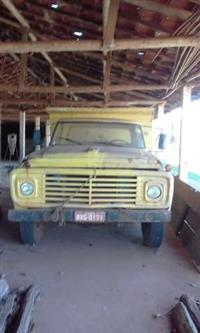 Caminhão Ford F 600 ano 79