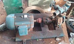 Bomba de irrigação trifásica 25cv