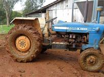Trator Ford/New Holland 4610 4x2 ano 78