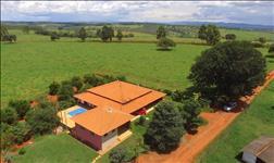 FAZENDA - 42 hectares - LUZ (MG)