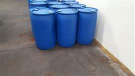 Bombonas plasticas de 200 litros descontaminadas (Limpas)