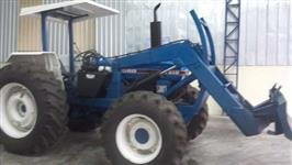 Trator Outros New Holland 4x4 ano 91