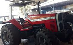 Trator Massey Ferguson 630 4x4 ano 98