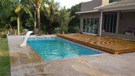 Cobertura retrátil  para piscinas, decks e pergolados