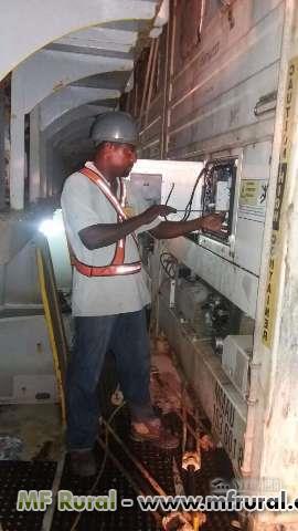 Reparo e Manutenção de Containers Refrigerados