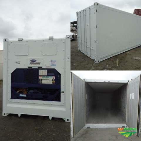 Locação de Containers Refrigerados.