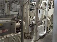 Industria de Arroz Zaccaria - Engenho de arroz Completo seminovo