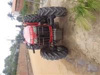 Trator Massey Ferguson 2625 4x4 ano 14