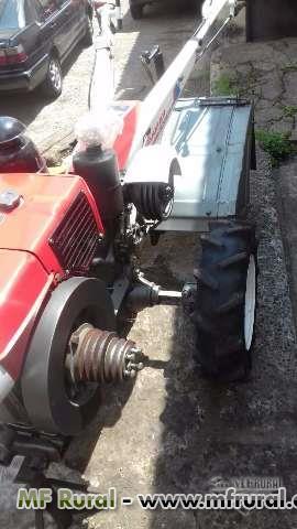 Trator agrícola Yanmar tobata Mini/Micro 4x2 ano 94
