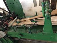 Máquina Matadora - Produção de saco de papel - 03 cores