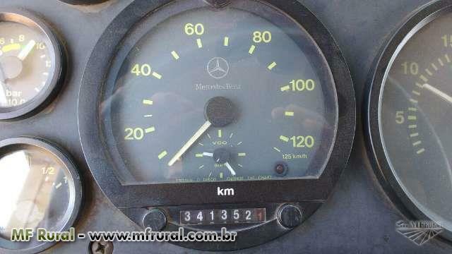 Caminhão Mercedes Benz (MB) L1218 ano 01
