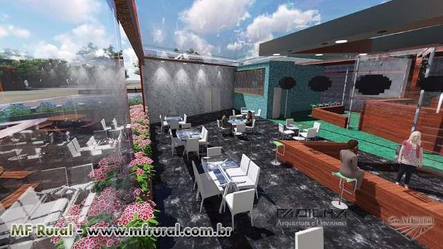 Projetos residenciais ou comerciais - Padilha Arquitetura