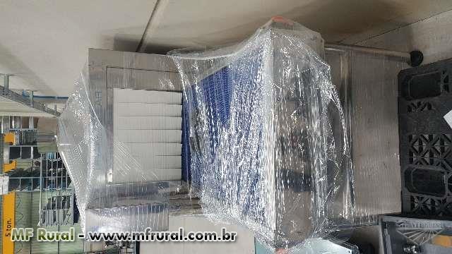 Túnel de Encolhimento de Embalagens