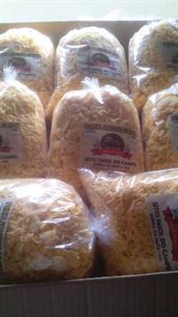 Farinha de milho artesanal
