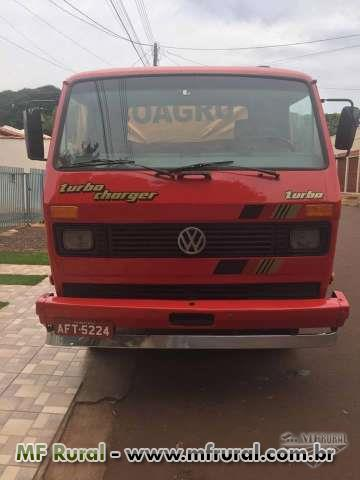 Caminhão Volkswagen (VW) vw 7110s ano 88