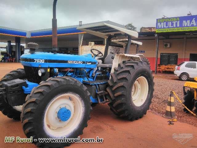 Trator Outros New Holland 4x4 ano 97