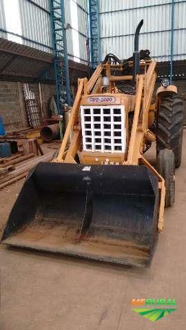 Trator Cbt 1090 4x2 ano 84