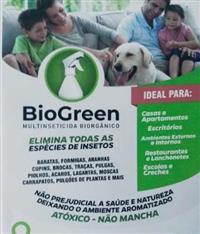 Biogreen Inseticida natural orgânico