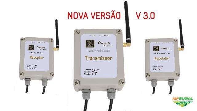 Chave Boia Sem Fio - Ouzer Electronics