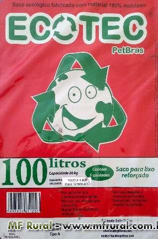 SACOLA, SACO PRA LIXO, CAPA DE FARDO, EMBALAGEM PARA SILAGEM