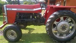 Trator Massey Ferguson 265 4x2 ano 98