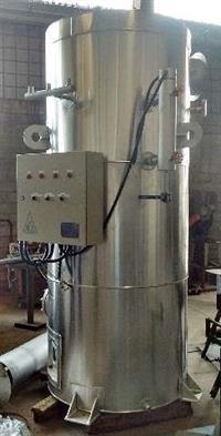 Caldeira INCAL CONTERMA 300 kgv/h