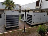 Grupo Gerador de Energia 150 kVA (Carenado)
