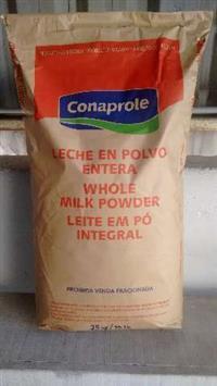 Leite em Pó Integral Conaprole 25kg