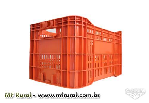 caixas plasticas para transporte de produtos agricolas
