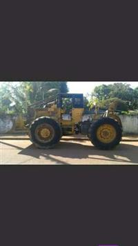 Skidder caterpillar 518