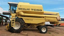 NEW HOLLAND TC 59 2001/2002