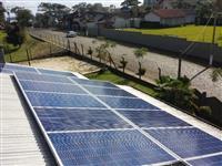 Energia Solar / Kit fotovoltaico instalação e distibuição