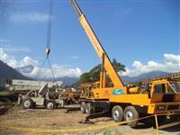Guindaste P&H 30 ton