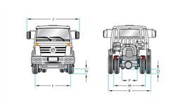 Caminhão Volkswagen (VW) 13190 ano 17