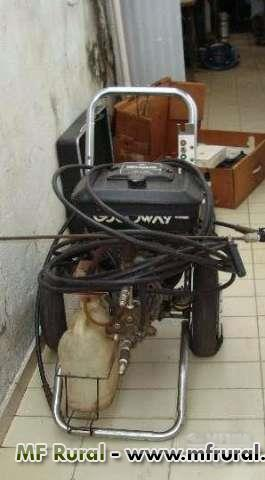 GASOLINE POWERED COLD-