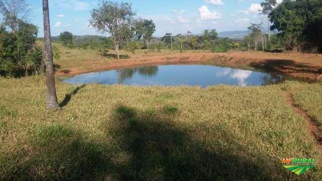 Fazenda com 43 alqueires Município de itapaci