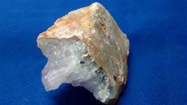 Pedra de cristal branca