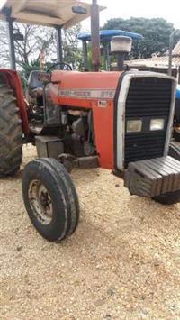 Trator Massey Furguson 275 4x2 ano 97