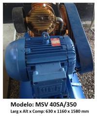compressor 40 pes com motor anti esplosão