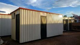 Módulos e containers habitáveis
