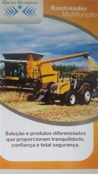 RASTREAMENTO SATELITAL DE TRATOR E MAQUINAS AGRICOLAS