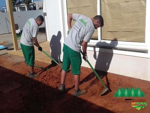Gramas para jardim em POA e Região (Serviço de instalação)