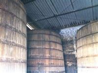 Vendo Dornas de 25.000 / 30.000 e 120.000 litros USADAS