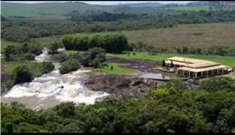Fazenda Cachoeiras em Caldas - MG